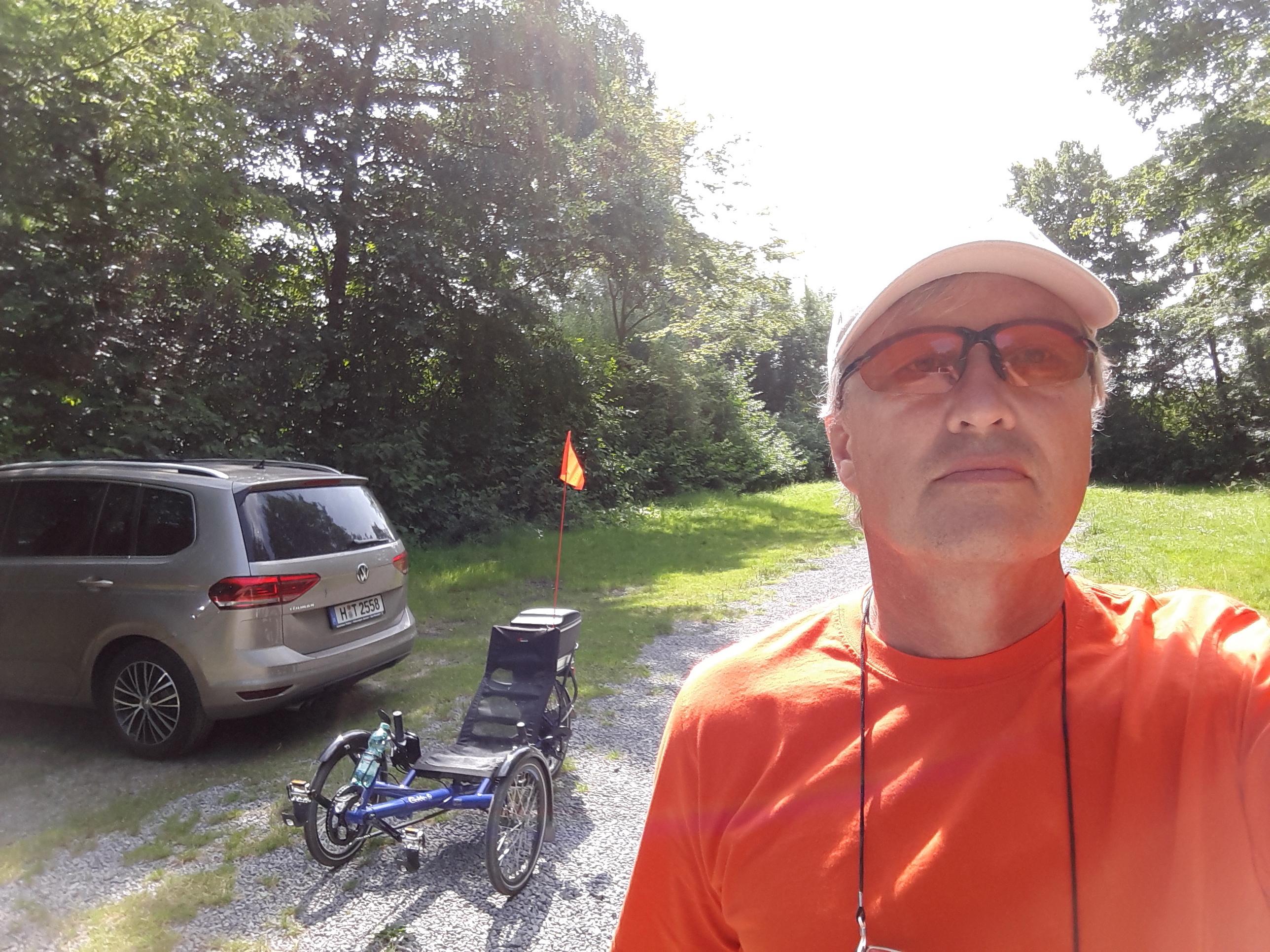 Start in Hageburg