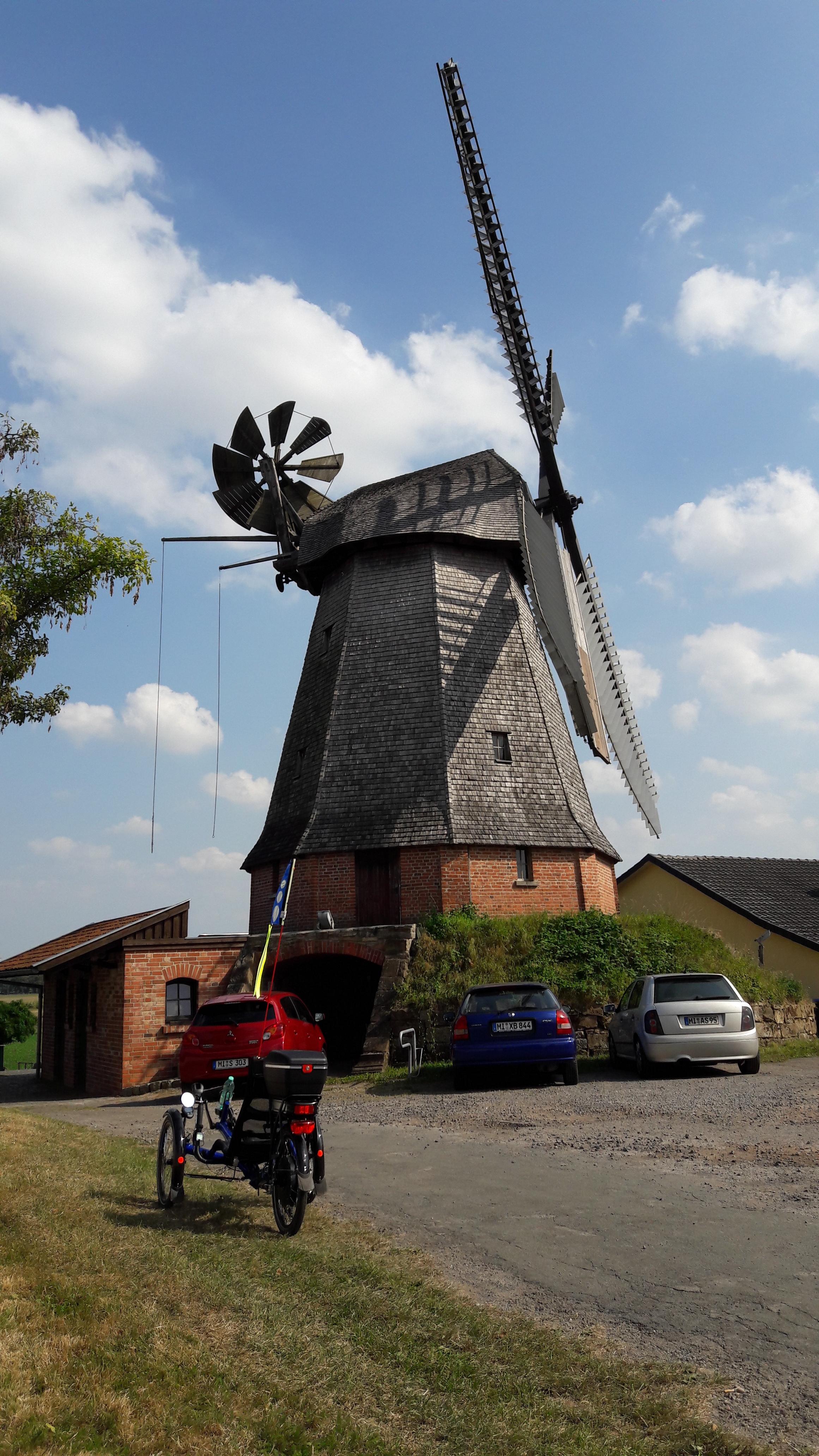 Windmühle Petershagen